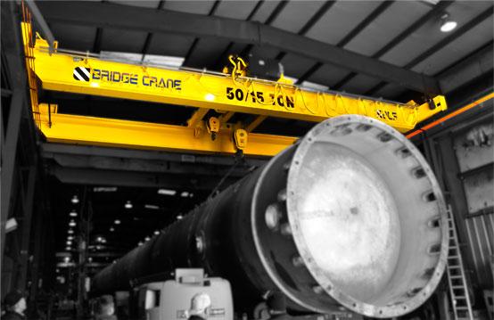 Crane Systems | Bridge Crane Specialists
