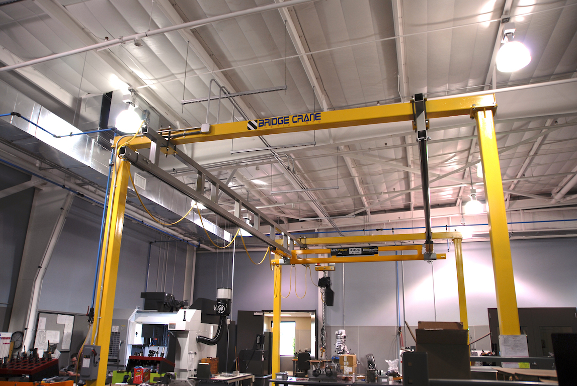 Workstation Crane Systems : Workstation crane bridge specialists