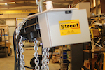 For Sale: Integrated Machinery Solutions (IMS) 10 Ton Capacity (20,000) Top Running Double Girder (TRDG) Electric Wire Rope Hoist / Trolley